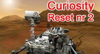 Marsja�ski �azik Curiosity zaliczy� Reset nr 2