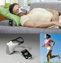AIRE - �adowarka do iPhone'a wykorzystuj�ca do dzia�ania ludzki oddech