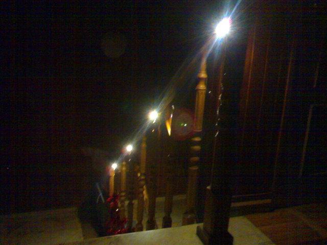 نورپردازی پله متحرک با فتوسلAttiny2313