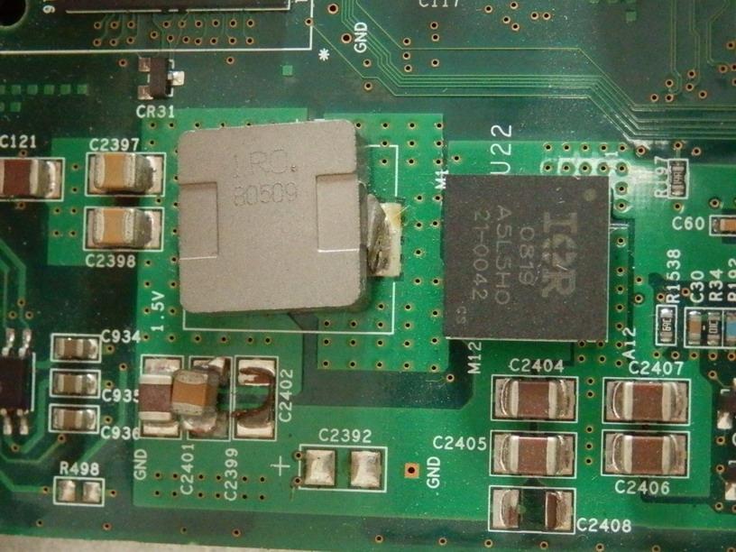 CISCO WS-C3750G-12S-S - Naprawa prze��cznika CISCO WS-C3750G-12S-S