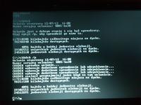 Fujitsu Siemens AmiloPro V3515 - Windows XP próbuje start, a potem reset laptopa