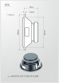 Jak zamontować głośniki M.STX.4.0,75.80.8.F.S.MC