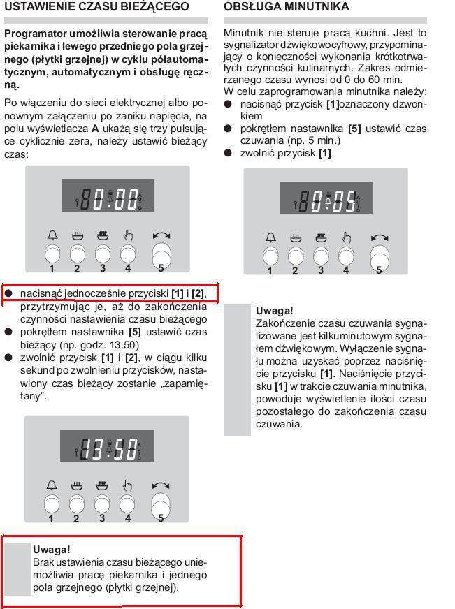 Kuchnia Amica  Nie działa piekarnik  elektroda pl -> Kuchnia Elektryczna Nie Grzeje