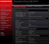 modecom wr11 - modecom wr11 sta�y ip i serwer ftp