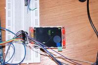 """STM32 - Opis Libopencm3 + 2.2"""" 240*320 SPI TFT LCD Module Display ILI9341"""