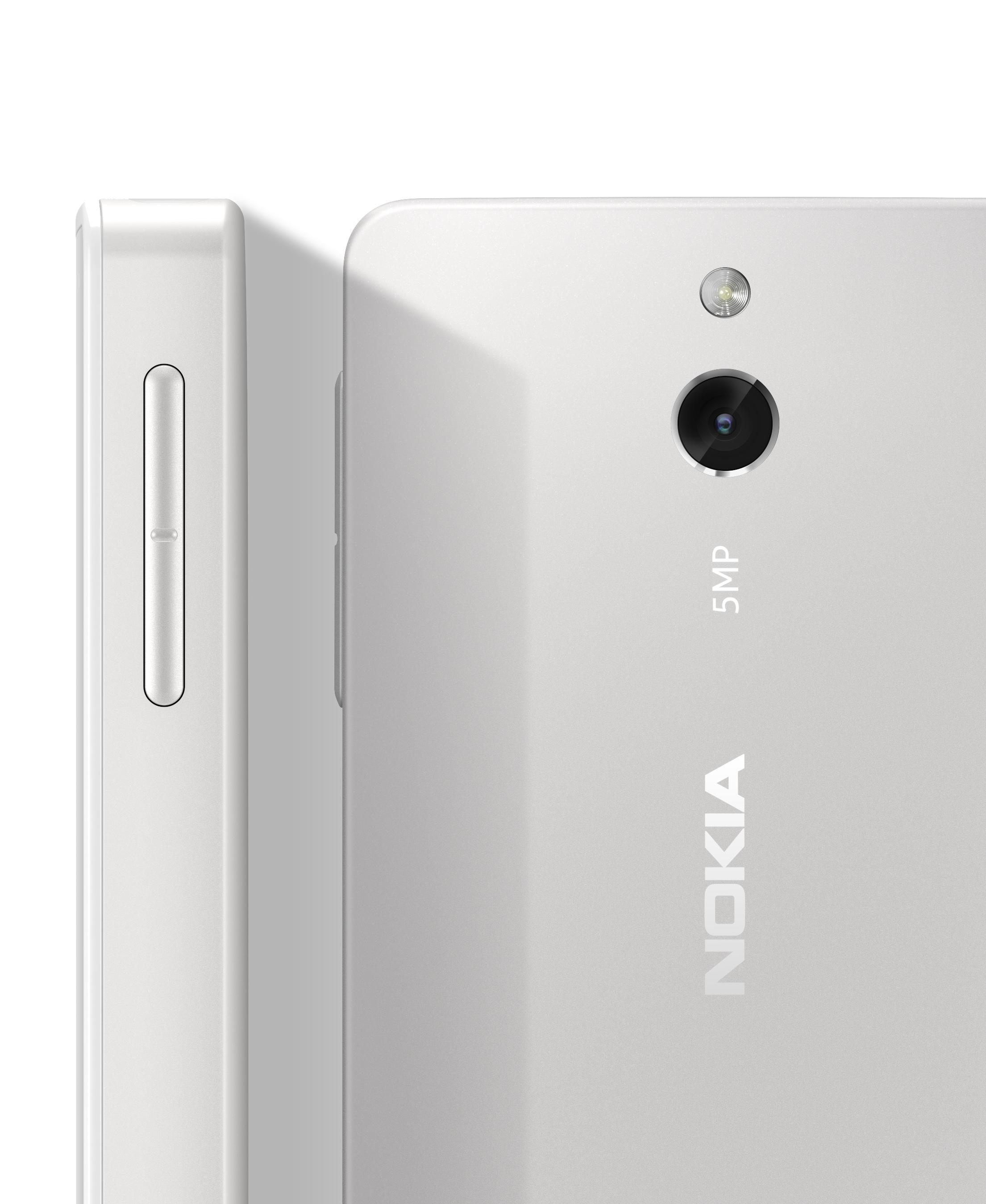 Nokia 515 - feature phone z Dual SIM w aluminiowej obudowie unibody