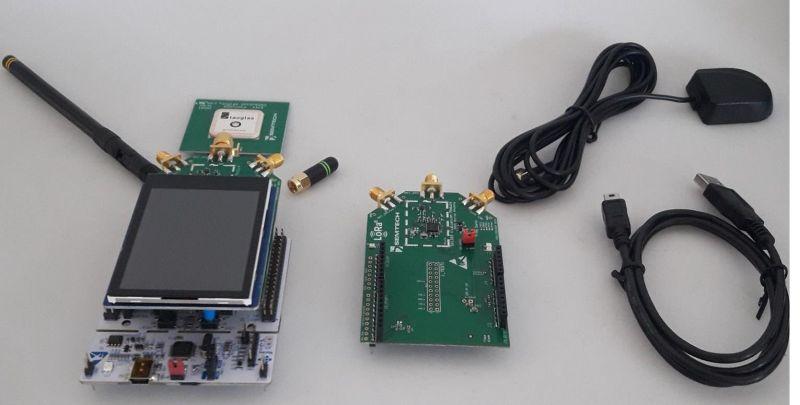 LR1110 - jednoukładowe rozwiązanie dla LoRa, Wi-Fi i GNSS od Semtecha