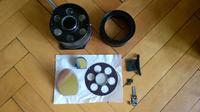 Renowacja i modyfikacja mikroskopu stereoskopowego Vision Engineering Dynascope