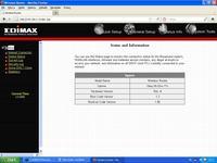 Edimax br-6204WG nie łączy z siecią