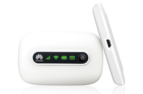 Huawei E5331 - router Mi-Fi z modemem HSPA+ kompatybilny z Aero2