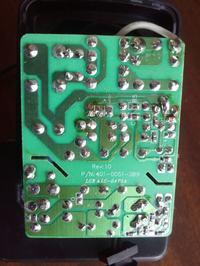 Kingpro model: KAD-0105010E-02 Out:5V/2A - naprawa zasilacza impulsowego