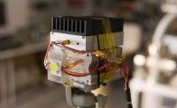 Świetlna komunikacja z satelitami na Ziemskiej orbicie