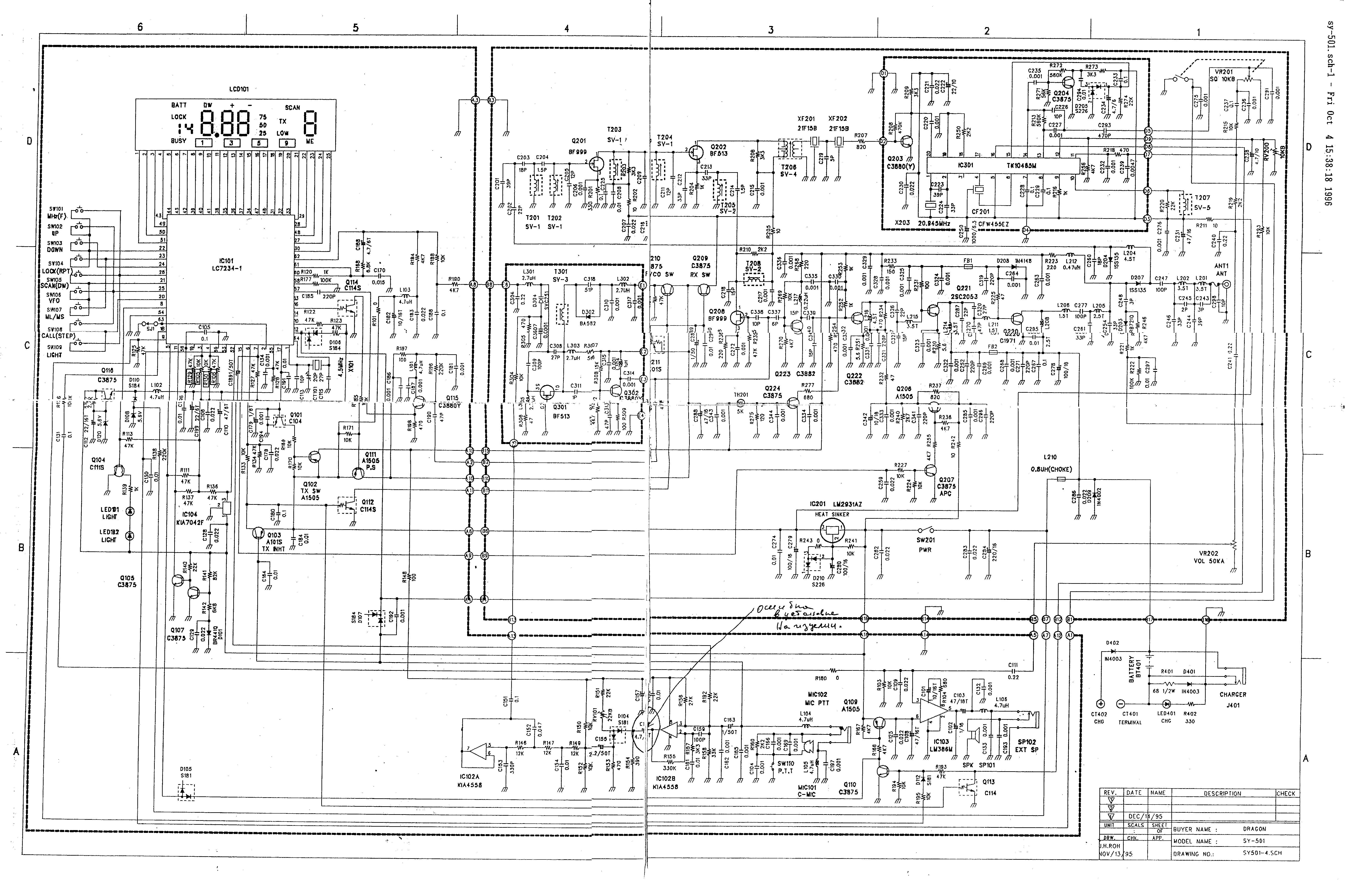 Dragon Sy-501 Jak Poszerzy U0107 Zakres Pracy