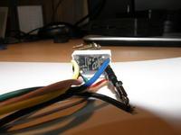 Wyświetlacz LED 7-seg. nie pokazuje pięciu segmentów naraz