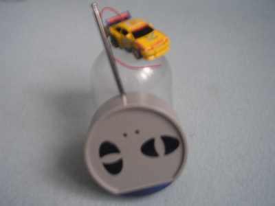 budowa nadajnika i odbiornika do zdalnego sterowania modeli.