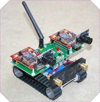 Kamery stereo do zastosowania w robotach