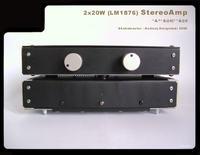 Dobry, tani i prosty wzmacniacz 2x20W (LM1876)