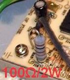 Fortron FSP300-60GTP ogromna temperatura elementu 120°C...