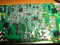 Zasilacz model: EA10953 +18V ~ +24V/4,75A - coś tyka