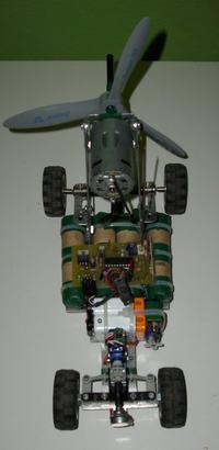 AirCar zdalnie sterowany