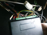 Jak zdemontować alarm z BMW E39