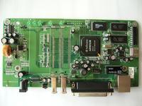 minikomputer na płycie z printserwera ADM5120