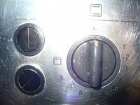 Kuchenka gazowa Bosch (używana - brak jakichkolwiek symboli)