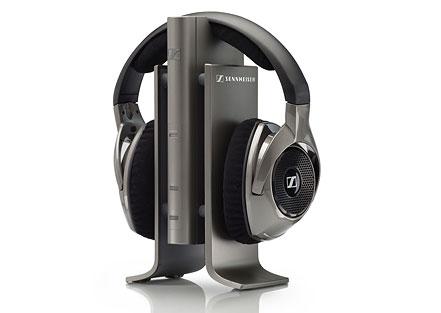 Sennheiser RS 180 - nowy model słuchawek bezprzewodowych