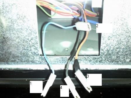 Hotpoint Ariston FT 850.1 (OW) HA - podłączenie programatora
