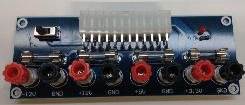 Panel zasilacza ATX XH-M229