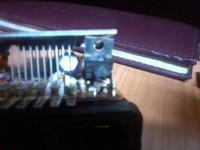Webasto eberspacher d1lc - jaki tranzystor w sterowniku