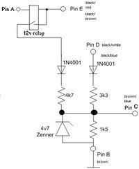 Emulator EGR (sprawdzenie schematu, dobór elementów)