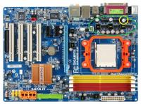Plyta główna GA-M52s - Zwarcie po podłączeniu zasilania procesora