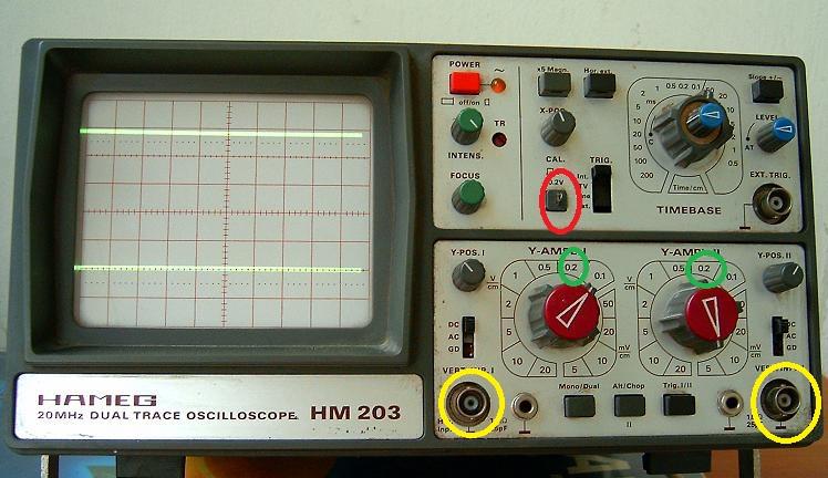 Hameg HM203 - Sprawdzenie na odleg�o�� i opinie o modelu.