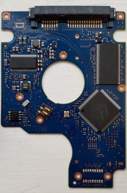 HDD - uszkodzona elektronika