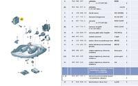 Seat Leon II Cupra - Sterownik poziomowania i doświetlania zakrętów AFS lamp xe