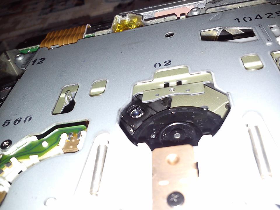 Blaupunkt Werke GMBH - Niepoprawne czyszczenie lasera?
