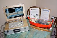 Autonomiczna ��d� oparta na platformie Raspberry Pi