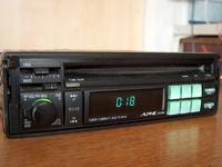 Alpine 7903 MS - Zakłócenia w głośnikach od lasera i napędu CD + szumy