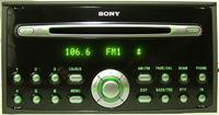 Ford Mondeo VISTEON 6000CD i Sony jak je podlączyć na stole?