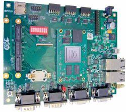 ARIES M100PF - moduł prototypowy FPGA