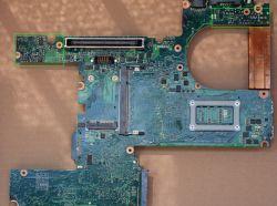 HP Compaq 6710b - Po zalaniu i czyszczeniu nie włącza się
