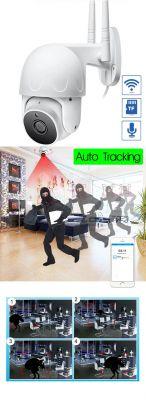 Kamera WiFi Tuya RPP06 1080P - możliwości aplikacji, test, wnętrze