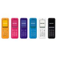 Willcom WX03SH - prosty telefon kom�rkowy z funkcj� CLIP DISPLAY