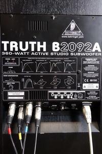 [Sprzedam] Subwoofer gigant - Behringer B2092A