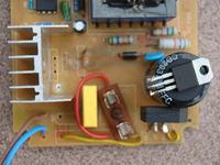 �adowarka 48V- Wymiana tranzystora