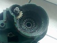 Bosch PSB 700-2 RE - Po rozebraniu dzia�a tylko wiercenie z udarem...