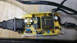 Uszkodzone ładowarki akumulatorów żelowych BAT1128