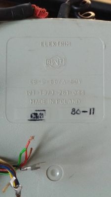 Jak podlaczyc RWT CB-D-66/A-60V na Gniazdko Rj11