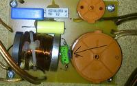 Zwrotnica głośnikowa Maestro ll 180 - Nietypowy kondensator